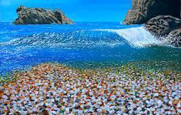 ساحل شیشه ای,جاذبه های گردشگری کالیفرنیا,دیدنی های امریکا,مناطق گردشگری ایالات امریکا,مراحل اخذ ویزا امریکا