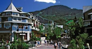 شهر ویستلر,شهر ویستلر کانادا,دیدنی های شهر ویستلر,جاذبه های گردشگری شهر ویستلر,جاذبه های گردشگری کانادا