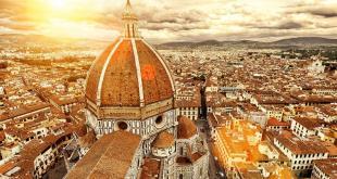 کلیسای جامع فلورانس,کلیسای فلورانس,درباره کلیسای جامع فلورانس,تاریخچه کلیسای جامع فلورانس,دیدنی های فلورانس ایتالیا