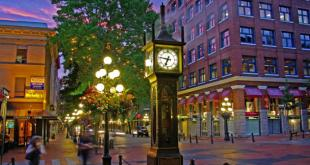 ساعت بخار در ونکوور,ساعت بخار ونکوور,درباره ساعت بخار در ونکوور,درباره ساعت بخار,ساعت بخار در کانادا,ساعت بخار کانادا