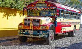 اتوبوس حیوانات,درباره اتوبوس حیوانات,اتوبوس حیوانات مرغی گواتمالا,اتوبوس مرغی گواتمالا,اتوبوس حیوانات در مکزیک