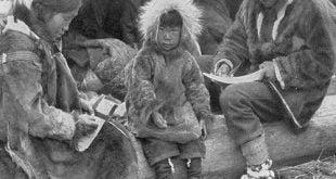 مردم روستایی که ناپدید شده اند,مردم روستایی,اسکیموهایی که ناپدید شدند,روستایی در مرز کانادا و امریکا,مرز کانادا و امریکا,مردم روستایی