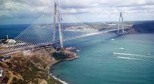 چند پل زیبا در استانبول,پل های استانبول,زیباترین پل ترکیه,پل آرزوها در استانبول,پل گالاتا,سفر به استانبول,استانبول