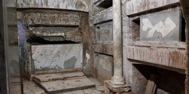 ایتالیا کاتاکومب ها,شهر های تاریخی ایتالیا,امپراطوری قدرتمند رم,سه مجموعه مجزا کاتاکومب,سه مجموعه کاتاکومب در رم ایتالیا,رم ایتالیا