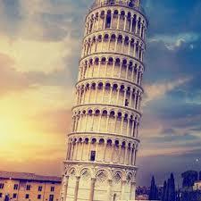 برج کج تماشایی ایتالیا,برج پیزا ایتالیا,برج های ایتالیا,داستان کج شدن پیزا,برج پیزا در کشور ایتالیا,زیرپایه برج پیزا در ایتالیاورم ایتالیا