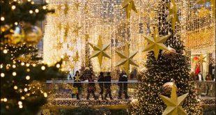 روز کریسمس در کانادا,روز کریسمس,روز تولد حضرت عیسی,چراغ های کوچک و وسایل تزئینی,بابانوئل در ایام کریسمس,روز باکسینگ در کانادا