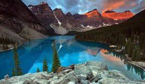 پارک ملی بنف درکانادا,پارک ملی بنف کانادا,پارک های کانادا,پارک ملی جاسپر کانادا,دشت یخی کانادا,جاذبه های گردشگری کانادا,پارک ملی کوتنی کانادا