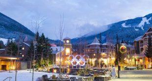 شهر ویسلر کانادا,شهر ویسلر در کانادا,استان بریتیش کلمبیا,بزرگراه ونکوور تا ویسلر,ورزش های زمستانی,مسابقات اسکی در ویسلر کانادا