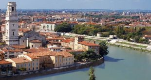 ایتالیا شهر ورونا,شهر ورونا ایتالیا,شهر ورونا,جاذبه های شهر ورونا ایتالیا,جاذبه های گردشگری شهر ورونا,مکان های دیدنی ایتالیا,شهرهای ایتالیا