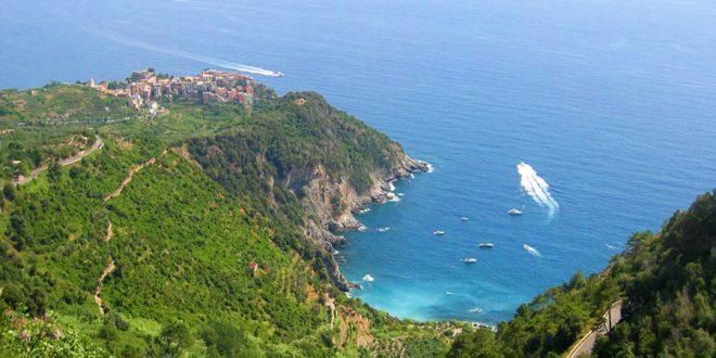 پارک ملی Cinque Terre,پارک ملی Cinque Terre در ایتالیا,پارک های ایتالیا,جاذبه های فرهنگی و توریستی ایتالیا,مکان های تفریحی ایتالیا