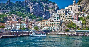 پوسیتانو ساحل امالفی,ساحل امالفی,ساحل امالفی در ایتالیا,غذاهای دریایی ساحل امالفی,غذاهای ایتالیا,جاذبه های ساحل امالفی,سفر به ایتالیا